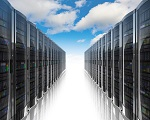 Cloud met een converged datacenter infrastructure