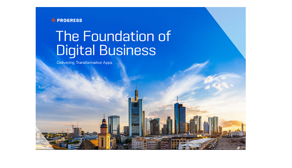 Achieving Digital Transformation with Progress