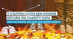 Verhoog Return On charity Data