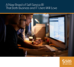 A new breed of self-service BI that both - business and IT users - will love